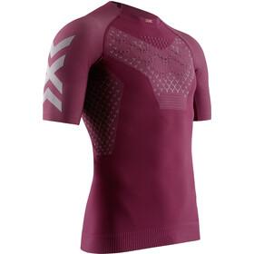 X-Bionic Twyce G2 Run Shirt SS Men namib red/dolomite grey